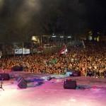 El festival a orillas del río Olimar, en el que nació el canto nacional