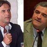 Encuesta de Interconsult considera que habría empate técnico entre los nacionalistas Larrañaga y Lacalle Pou