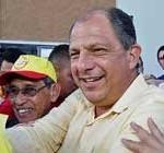 Opositor Luis Guillermo Solís gana la Presidencia de Costa Rica con casi 80% de votos