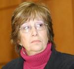 Ex ministra Marina Arismendi también es candidata a la vice del FA