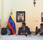 Venezuela: oposición y gobierno acuerdan diálogo con mediación de Unasur y Vaticano