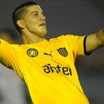 Peñarol venció 2-0 a Miramar Misiones en el Centenario, al que regresó la policía