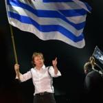 A dos años de su primera visita a Uruguay Paul Mc Cartney vuelve a emocionar en Montevideo