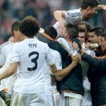 Real Madrid goleó 4 a 0 al Bayer y es finalista de la 'Champions'