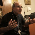 Monseñor Sturla recibe a Comisión por la seguridad para vivir en paz por baja de edad imputabilidad
