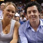 Boda de la pareja de deportistas McIlroy y Wozniacki cancelada a última hora