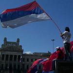 """Mujica exhortó a los uruguayos a votar en las internas y reconoció que en el FA es como """"bailar con la hermana"""""""