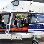 El gobierno presentó el Sistema de Transporte Aeromédico de Emergencia