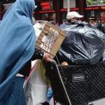Nueva York, la ciudad más rica del mundo tiene 52.000 personas viviendo en la calle