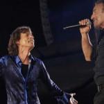 Los Rolling Stones comparten el escenario con Bruce Springsteen en Portugal
