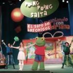 Protagonista del Sapo Pepe, la cantante infantil Adriana, procesada por estafa