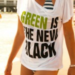 """""""Verde es el nuevo negro"""": movimiento de ropa sustentable"""
