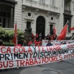 Justicia falla a favor de empresa Montevideo Refrescos en conflicto con gremial de transportistas