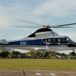 Gobierno presenta helicóptero para asistir a víctimas en accidentes de tránsito
