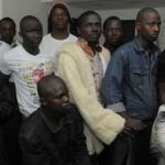 15 marineros africanos maltratados en pesquero chino permanecen internados