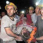 Accidente en una mina de Turquía deja al menos 238 muertos