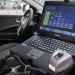 """Ministerio del Interior incorpora 300 cámaras de seguridad y patrullero """"inteligente"""""""