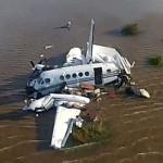 Jueza de Carmelo ordena pericias forenses a los 5 cuerpos hallados tras accidente aéreo