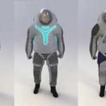 """NASA elige diseño del nuevo traje espacial """"Z-2"""" tras consulta en Internet"""