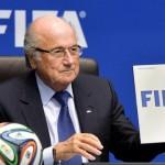 """Blatter asegura que la FIFA resistirá a sus """"destructores"""""""