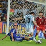 Argentina le ganó a Bosnia 2 a 1 con jugada magistral de Messi