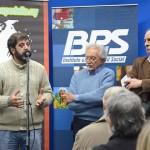 BPS rinde homenaje a José D'Elía al conmemorarse los 98 años de su nacimiento
