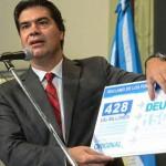 """Argentina no irá a New York a negociar con los """"buitres"""" y corre riesgo de caer en default"""