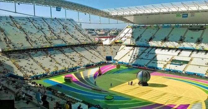 la ceremonia de inauguraci n del mundial brasil 2014 On espectaculo de lujo para ceremonia inaugural del mundial