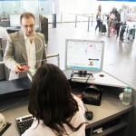 Aeropuerto de Carrasco cuenta con tecnología biométrica para control migratorio y se extenderá a puertos de Montevideo y Colonia