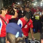 Costa Rica, el primer rival 'celeste ya está en Brasil con la ilusión de dar la sorpresa