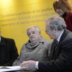 """Bicentenario Uruguay inauguró el centro cultural """"Casa de Artigas"""" en la localidad de Sauce"""