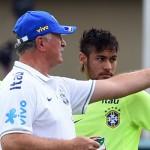 Felipe Scolari prevé una final entre Argentina y Brasil en el Maracaná