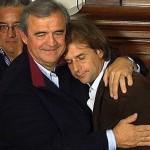 Piden a Jorge Larrañaga que acompañe a Luis Lacalle Pou en la fórmula presidencial blanca