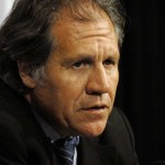 El canciller Luis Almagro es candidato a la secretaría general de la Organización de Estados Americanos (OEA)
