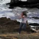 Vecinos de La Pedrera filman video musical para difundir la belleza del balneario