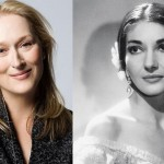 La actriz Meryl Streep encarnará a la cantante de ópera María Callas