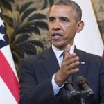 Obama llega a Europa con 1000 millones de dólares y se reúne con Poroshenko