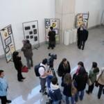 Presidencia de la República expone objetos de arte realizados por reclusas