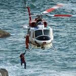 Experto alemán capacita a organización uruguaya especializada en rescates marítimos