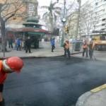 Finalizaron obras en avenida 18 de Julio