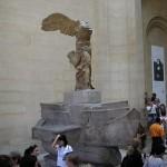 """Niké"": ""La Victoria de Samotracia"" recupera sitial de honor en Museo del Louvre"