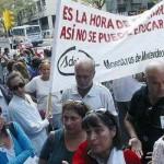 Madre de un escolar golpea a directora de la Escuela 130 de Carrasco y sindicato decide realizar paro por 24 horas