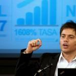 """Argentina intenta lograr un acuerdo con los """"fondos buitre"""" para no caer en default"""