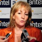 Carolina Cosse destaca que ANTEL tiene una ganancia anual de US$ 160 millones