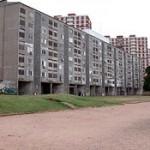 Comenzaron las tareas previas para la demolición del Complejo Habitacional Nº20