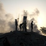 Israel multiplica ataques a Franja de Gaza y parece inminente la invasión terrestre