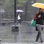 """Fin de semana bajo alerta meteorológica """"amarilla"""" por intensas lluvias y tormentas"""