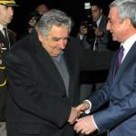 """Mujica: """"Uruguay estará siempre al lado de las causas de los pueblos pequeños"""""""