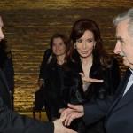 Mujica participó de una cena de honor junto a Cristina Kirchner y Vladimir Putin