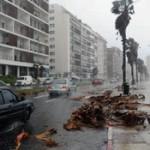 """Advertencia """"naranja"""" para todo el país por lluvias, vientos y probable granizada"""